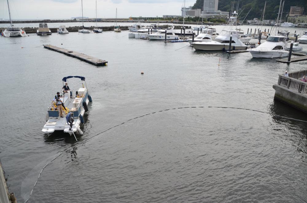 海洋プラスチックゴミ問題を知るプラキャッチプロジェクト