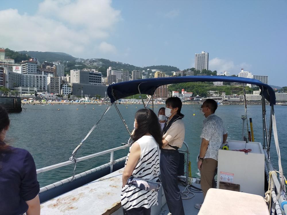10月7日(水)朝日新聞静岡版でワーケーションについて紹介されました